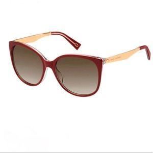 Marc Jacobs MARC203/S LHF/HA Oversized Sunglasses